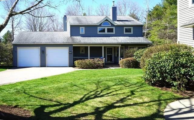 17 Independence Dr #17, Foxboro, MA 02035 (MLS #72646205) :: Westcott Properties