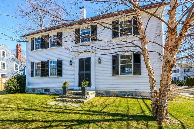 74 Court Street, Dedham, MA 02026 (MLS #72648295) :: The Gillach Group