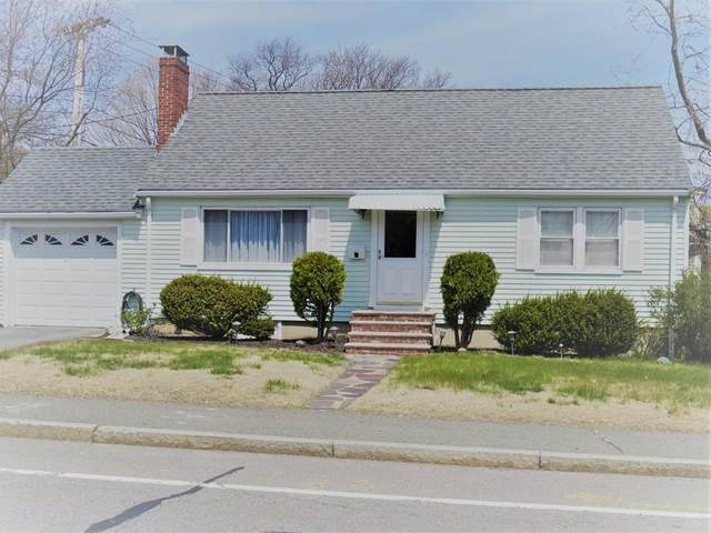2 Wadsworth, Arlington, MA 02476 (MLS #72649441) :: Welchman Real Estate Group
