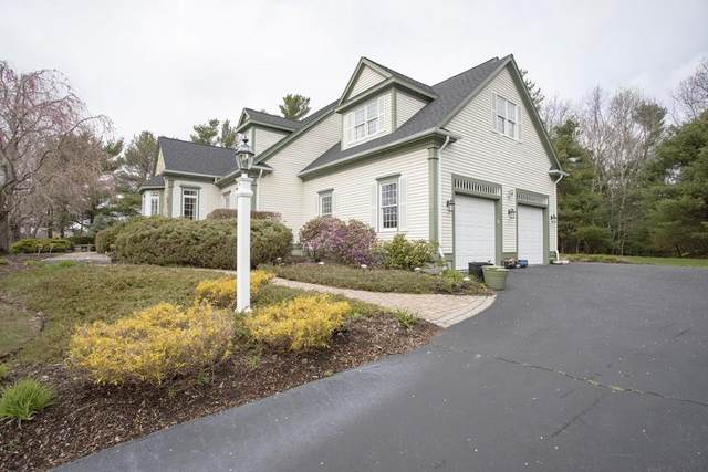 192 Country Club Way, Kingston, MA 02364 (MLS #72649486) :: The Gillach Group