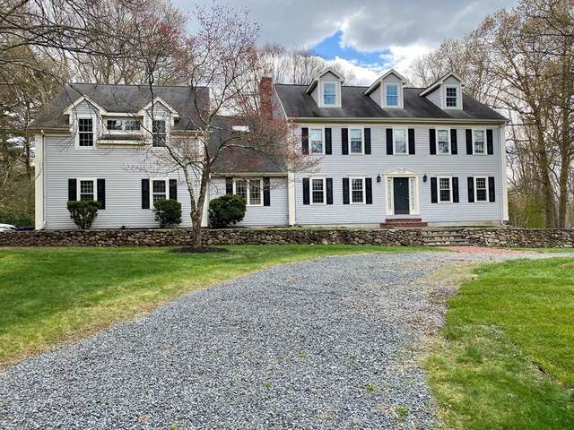 29 Sqauntum Ave, Easton, MA 02356 (MLS #72650556) :: The Gillach Group