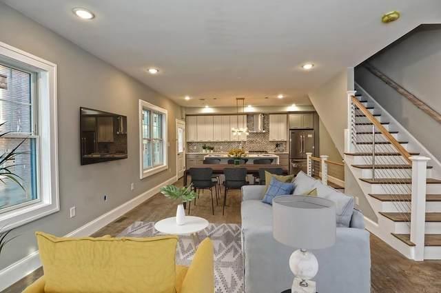 55 Hutchings Street #1, Boston, MA 02121 (MLS #72652103) :: Westcott Properties