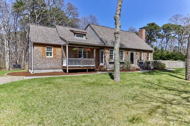 25 Hughes Rd, Eastham, MA 02642 (MLS #72652858) :: Exit Realty