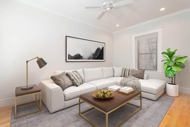 39 Hemenway #4, Boston, MA 02115 (MLS #72653263) :: Berkshire Hathaway HomeServices Warren Residential