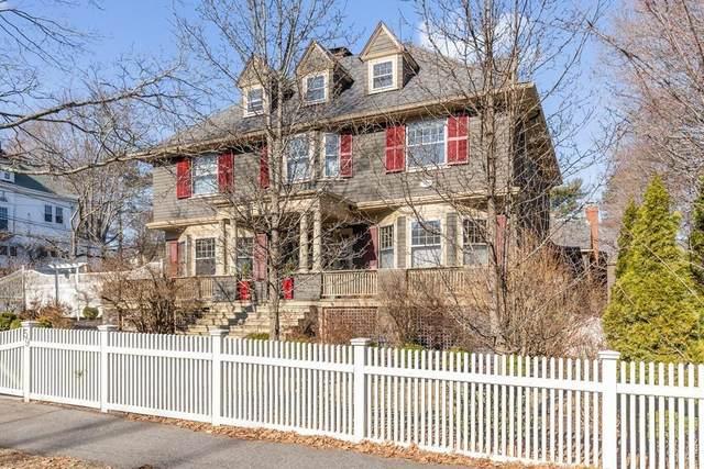 59 Maple St, Newton, MA 02466 (MLS #72654850) :: Berkshire Hathaway HomeServices Warren Residential