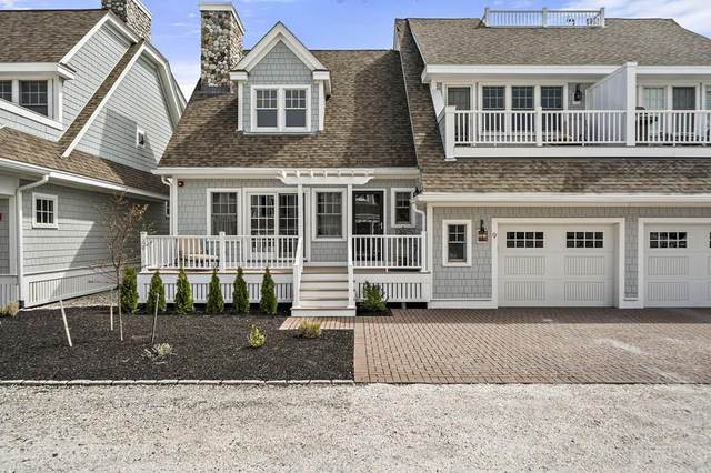 33 Central Ave #9, Scituate, MA 02066 (MLS #72655362) :: Trust Realty One
