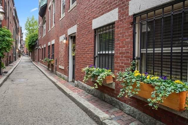 29 Cedar Lane Way #5, Boston, MA 02108 (MLS #72655627) :: Exit Realty