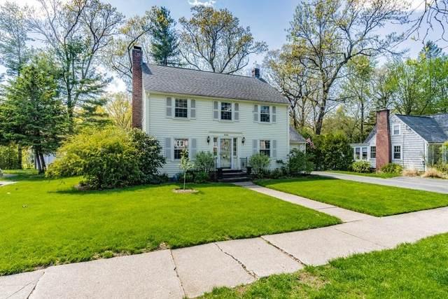 258 Burbank Rd, Longmeadow, MA 01106 (MLS #72656573) :: NRG Real Estate Services, Inc.