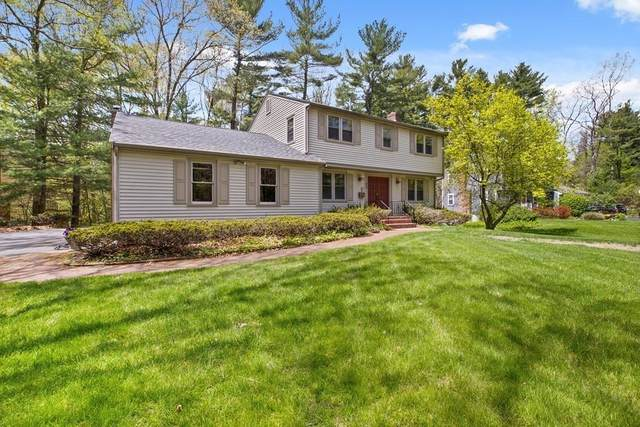 44 Pioneer Road, Hingham, MA 02043 (MLS #72657324) :: Trust Realty One