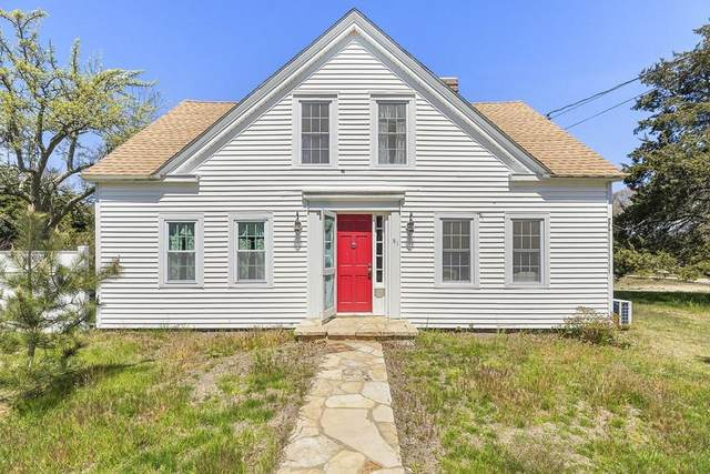 21 Old Main St, Dennis, MA 02670 (MLS #72657496) :: The Duffy Home Selling Team