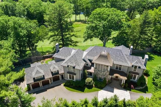 186 Meadowbrook Rd., Weston, MA 02493 (MLS #72658778) :: Zack Harwood Real Estate | Berkshire Hathaway HomeServices Warren Residential