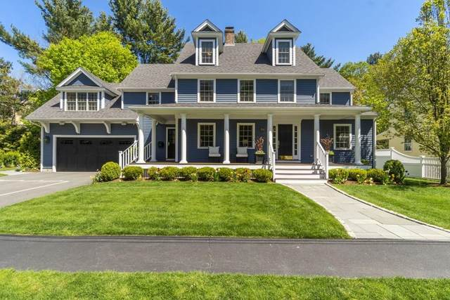 104 Plymouth Road, Needham, MA 02492 (MLS #72661492) :: Trust Realty One