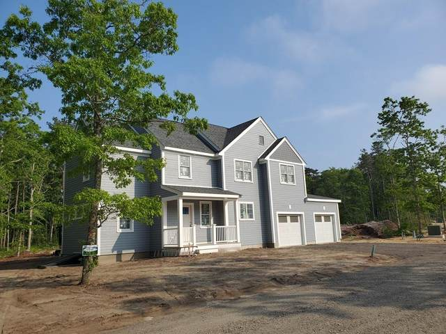 8 Drum Drive #8, Plymouth, MA 02360 (MLS #72662562) :: The Seyboth Team