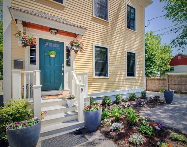 5 Neponset Ct #5, Boston, MA 02131 (MLS #72662920) :: Conway Cityside