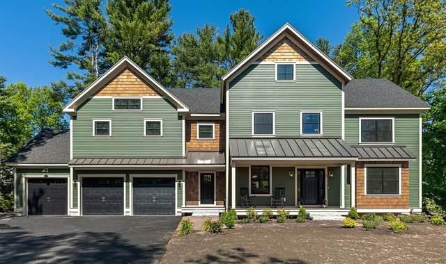 52 Tamarack Road, Reading, MA 01867 (MLS #72663281) :: Berkshire Hathaway HomeServices Warren Residential