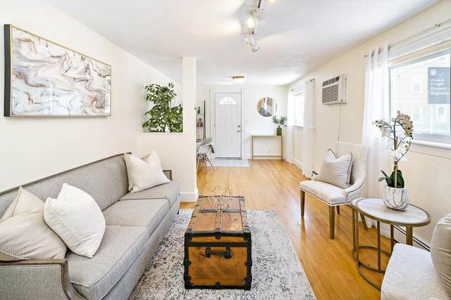 123-125 Dudley St 1L, Cambridge, MA 02140 (MLS #72663305) :: Conway Cityside