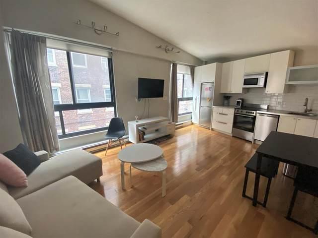 12 Stoneholm St #322, Boston, MA 02115 (MLS #72663373) :: Westcott Properties