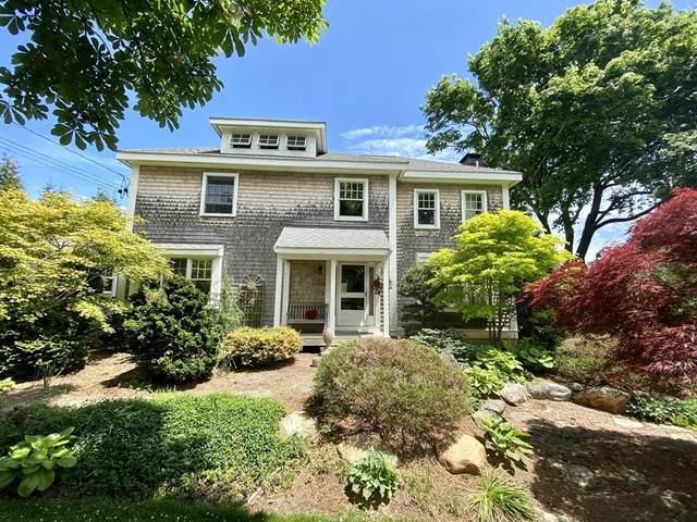 116 Sandwich Road, Plymouth, MA 02360 (MLS #72663703) :: Berkshire Hathaway HomeServices Warren Residential