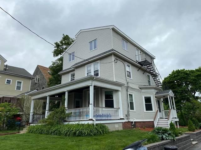 8 Fairview Terrace #2, Somerville, MA 02145 (MLS #72663830) :: Walker Residential Team