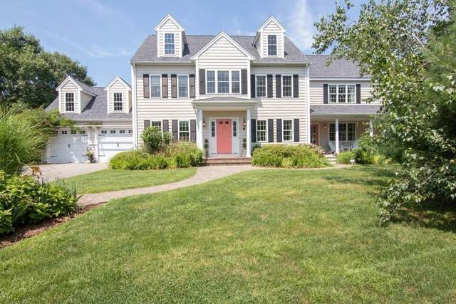 7 R Kingfisher Lane, Plymouth, MA 02360 (MLS #72664483) :: Trust Realty One