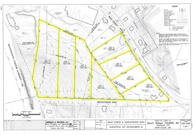 101 Ware Street, Palmer, MA 01069 (MLS #72665312) :: Spectrum Real Estate Consultants