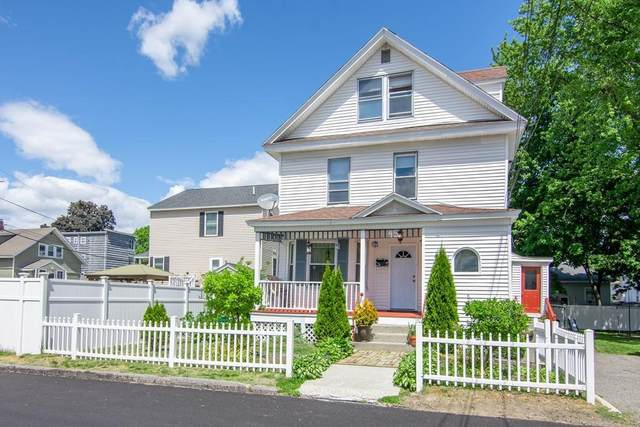 45 Perry Avenue, Lawrence, MA 01841 (MLS #72665787) :: Exit Realty