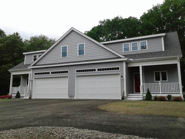 1 Currier Rd. #1, Middleton, MA 01949 (MLS #72666982) :: Exit Realty