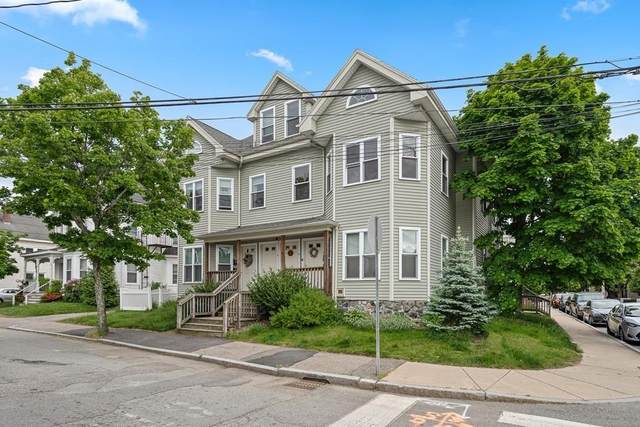 51 Taylor St #4, Waltham, MA 02453 (MLS #72667382) :: Trust Realty One