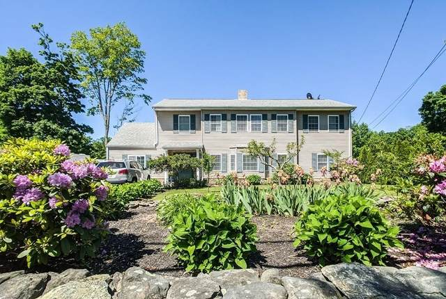 102 Maple Avenue, Swansea, MA 02777 (MLS #72669916) :: Anytime Realty