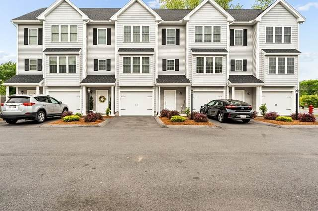 2 Cross Rd #5, Haverhill, MA 01835 (MLS #72670159) :: The Gillach Group