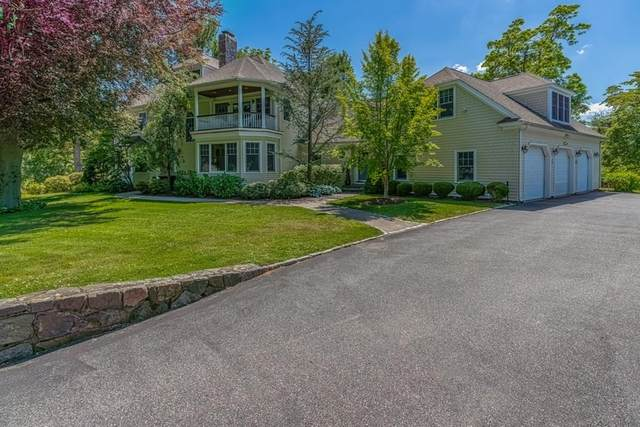 2 Anchorage Lane, Marblehead, MA 01945 (MLS #72670650) :: Exit Realty