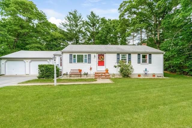 27 Ransom St, Carver, MA 02330 (MLS #72670784) :: Kinlin Grover Real Estate