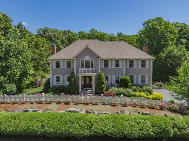 333 Candlestick Road, North Andover, MA 01845 (MLS #72671896) :: Berkshire Hathaway HomeServices Warren Residential