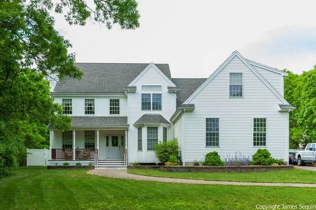 24 Harlow Farm Road, Bourne, MA 02562 (MLS #72672099) :: Team Tringali