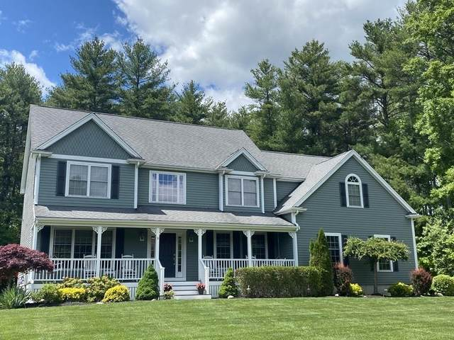 31 Tanglewood Dr, Easton, MA 02356 (MLS #72673480) :: Berkshire Hathaway HomeServices Warren Residential