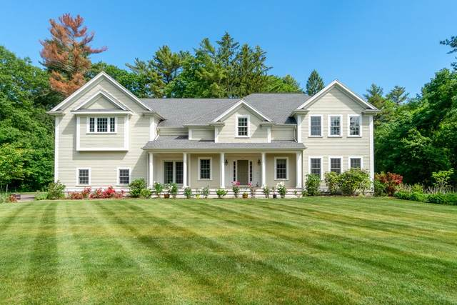 16 Donnelly Dr, Dover, MA 02030 (MLS #72677212) :: The Gillach Group