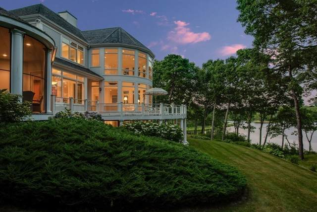355 Baxters Neck Road, Barnstable, MA 02648 (MLS #72677841) :: The Gillach Group
