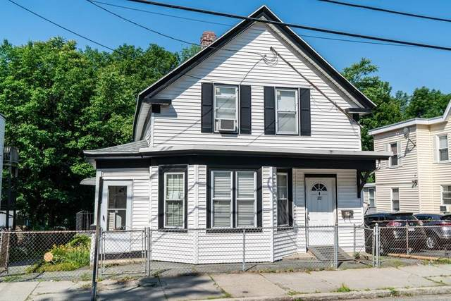 172 Prospect Street, Lawrence, MA 01841 (MLS #72677901) :: Kinlin Grover Real Estate