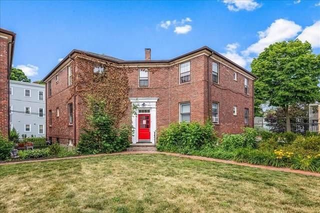 7 Garden Ct #4, Cambridge, MA 02138 (MLS #72678795) :: Charlesgate Realty Group