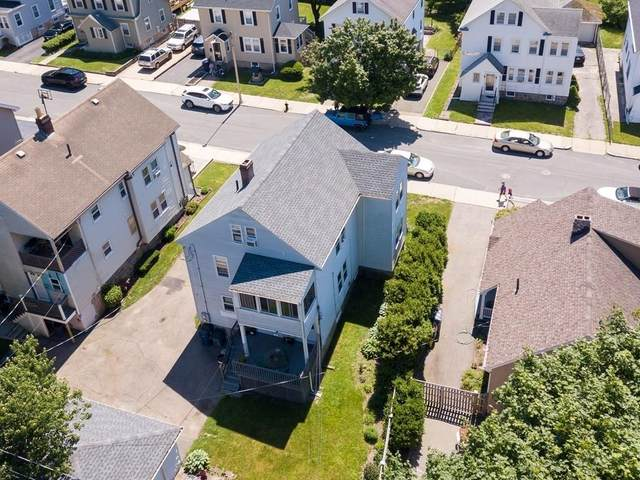 231 Maple St #1, Boston, MA 02132 (MLS #72679007) :: Westcott Properties