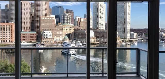 22 Liberty Drive 9M, Boston, MA 02210 (MLS #72679831) :: Charlesgate Realty Group