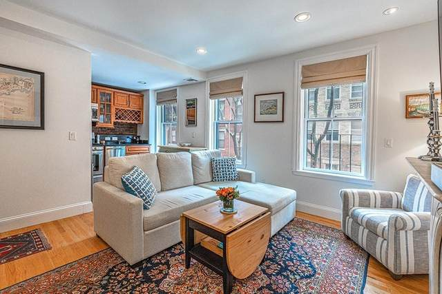 44 Garden Street #2, Boston, MA 02114 (MLS #72680989) :: Revolution Realty