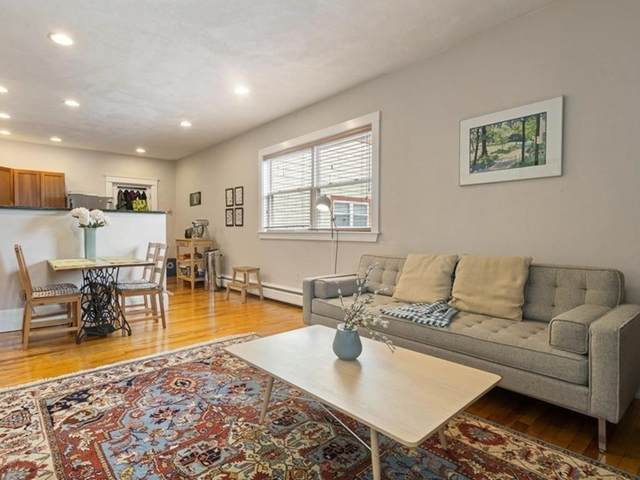 7 Waldo Avenue #3, Somerville, MA 02143 (MLS #72680990) :: EXIT Cape Realty