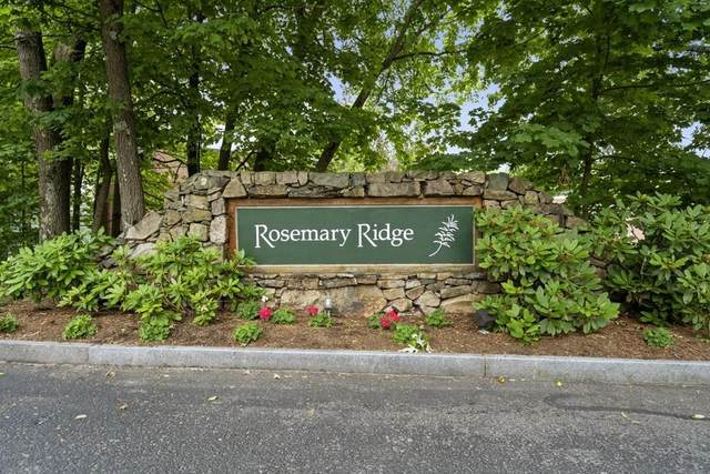100 Rosemary Way #129, Needham, MA 02494 (MLS #72681036) :: The Gillach Group