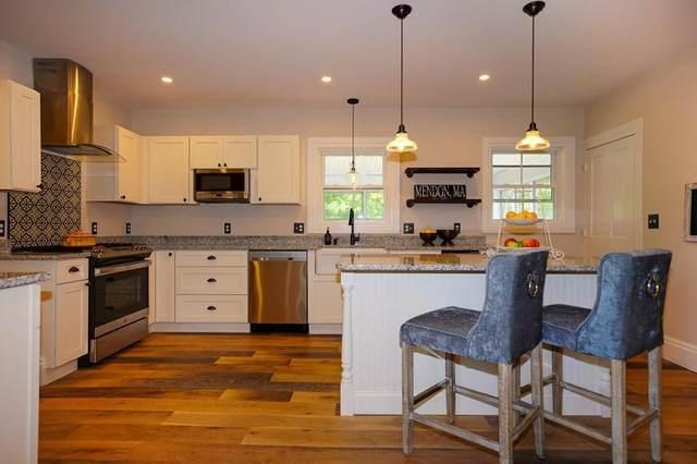13 Blackstone St, Mendon, MA 01756 (MLS #72681235) :: Westcott Properties