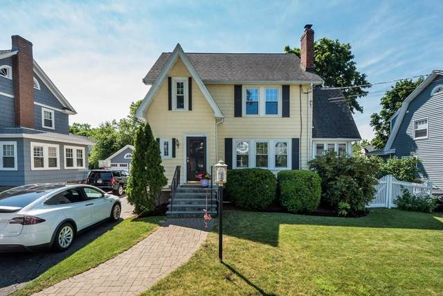 21 Laird Rd, Medford, MA 02155 (MLS #72681352) :: Trust Realty One
