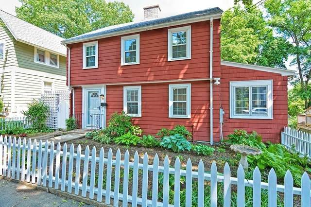 27 Wall St, Arlington, MA 02476 (MLS #72681937) :: Anytime Realty