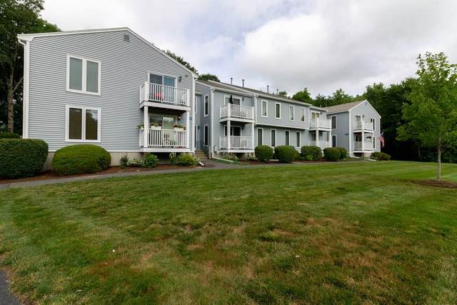 144 Hart #33, Taunton, MA 02780 (MLS #72682331) :: The Gillach Group