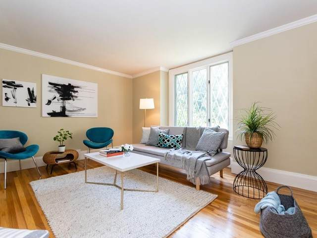 19 Brook St #19, Wellesley, MA 02482 (MLS #72682726) :: The Gillach Group