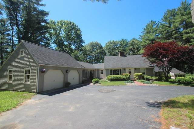 33 Bridge St, Norwell, MA 02061 (MLS #72682865) :: The Gillach Group